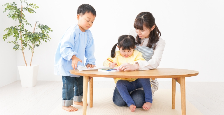 Học cùng con trẻ