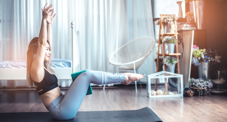 duy trì hoạt động thể dục